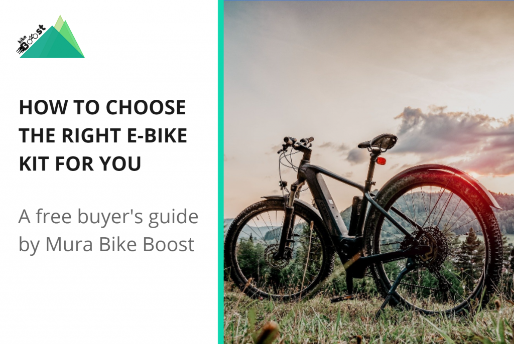bike boost choose ebike conversion kit