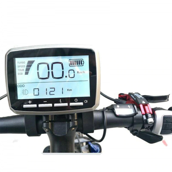 Torque sensor Mid-drive e-bike kit Display